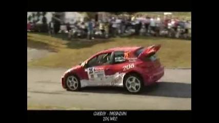 best of rallye1 glisses et sorties!!