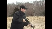 М4 - стрелба на автоматичен режим