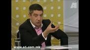 Любчо Георгиевски, интервю преди Изборите, Македония 2011