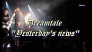 превод Dreamtale - Yesterdays news