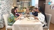 """Гери Гунчева посреща гости в """"Черешката на тортата"""" (08.02.2021)"""