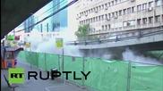 Israel: Iconic Tel Aviv bridge DEMOLISHED!