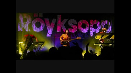 Royksopp - Go With The Flow