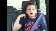 Дрогирано Дете Връщащо Се От Зъболекар ! Смях Bg subs