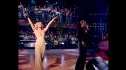 Ishtar Alabina & Kobi Peretz - Yahad (dancing with the stars) live