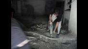 кърти чисти извозва къртене на бетон тухла фаянс теракот събаря сгради почиства тавани и мазета
