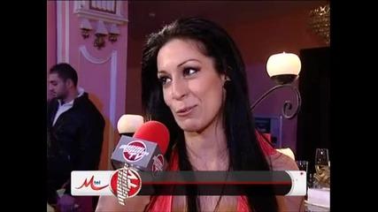 Люси Манолова: Много съм щастлива, че съм част от Пайнер