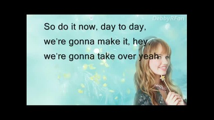 Debby Ryan - A wish comes true everyday