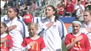 Kobe Bryant and Family Support Hope Solo