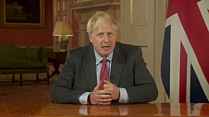 UK: PM Johnson announces 'tougher measures' due to surge in COVID cases