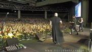 David Draiman covers Panteras -walk- with Breaking Benjamin Live in Dallas Tx 8-12-16