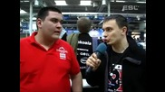 Desis from innerfire in interview
