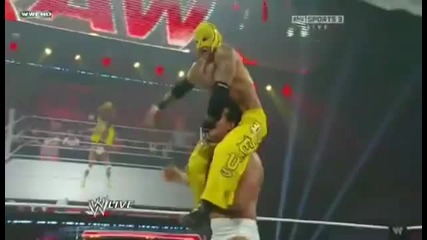 Wwe raw 15.08.2011г. - part 11