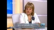 Мариана Коцева - Какво ни казват окончателните данни от преброяването? Здравей, България 22/07/2011