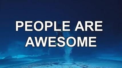 Най-интересните екстремни постижения на хората за 2012 - 2013 г.