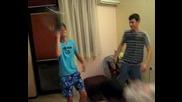Горна Оряховица...Хотел Амбарица2008