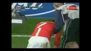 Man.utd Vs. Roma Как Контузиха Ronaldo