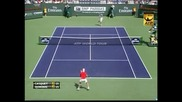 """Федерер срещу Джокович на """"Индиън Уелс"""""""