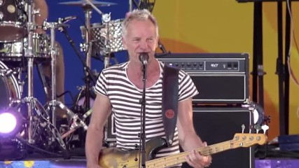 Sting, Shaggy - Dreaming In The U.S.A. (Оfficial video)