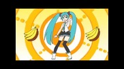 【初音ミク】ぽっぴっぽー - Po pi po - Miku Hatsune Vegetable Juice Dance