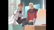 Galactik Football - Season 2 - Episode 1 2/3 eng