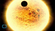Astronomers Find Baking Hot Planet The Size of Mars Orbiting Red Dwarf