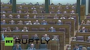 Spain: MPs back third Greek bailout in Madrid