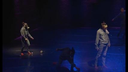 ONE DANCE WEEK 2014. Танцов спектакъл на Хо Йон Ким - 6 градуса.