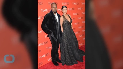 Amy Schumer and the Paparazzi Can't Handle Kim Kardashian's Dress at the Time 100 Gala