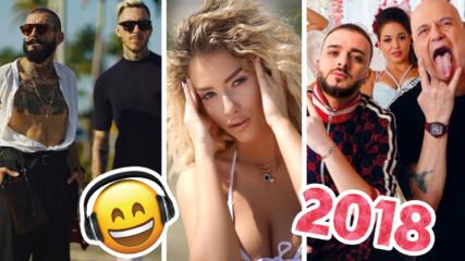 Кои бяха хитовете на 2018-а? Поглед назад с най-доброто от годината