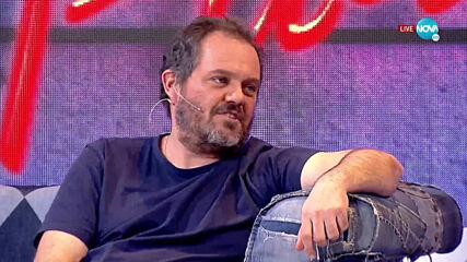 Китодар Тодоров в Забраненото шоу на Рачков (25.04.2021)