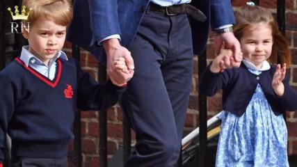 Как се възпитават малките принцове и принцеси