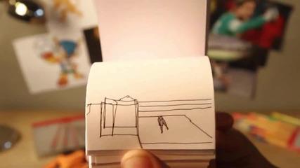 Аниматор нарисува трите най - красиви гола отбелязани на Мондиала