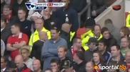 """Манчестър Сити """"разпиля"""" Манчестър Юнайтед с 6-1 насред """" Олд Трафорд """""""