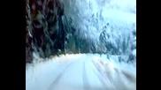 Патуване през зимата