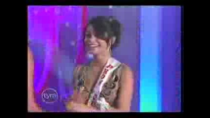 Vanessa В Шоуто На Tyra Banks Част 2