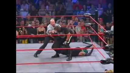 Jeff Hardy vs. Sting