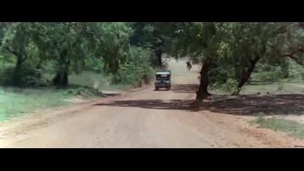 Филмът Боговете сигурно са полудели 1 (1980) / The Gods Must Be Crazy [част 3]