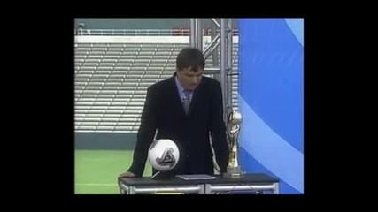 Жером Шампан се кандидатира за президент на ФИФА