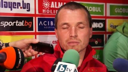 Борис Галчев: Ние сме ЦСКА, не се притесняваме от никой