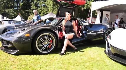 Красота и наслада с: 2014 уикенд на лукса и суперавтомобилите