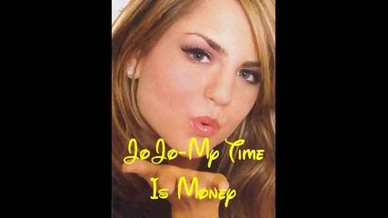 Jojo - My Time Is Money + Download Link ( Ексклузивният албум )