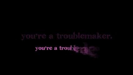 Amv - Troublemaker 720p