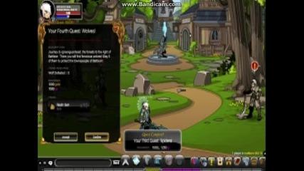 =aqw= Как да си земете Realm Gem Quest 3 oт 5!