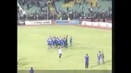 Левски - Chievo Фенове