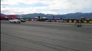 01.06.2014 Audi 90 Sliven Drag Team vs. Audi S2 [semi final 2]