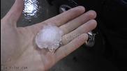 Среднощен пороен дъжд в Канзас 1.10.2014