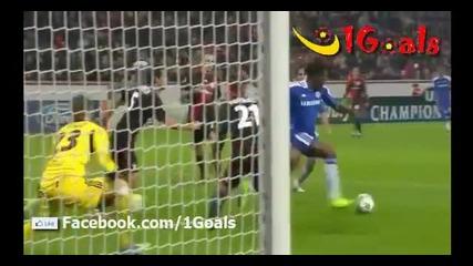 Didier Drogba - Bayer Leverkusen vs Chelsea 0-1 [23.11.2011]