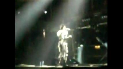 Tokio Hotel Live in Oslo - World behind my wall 03.03.2010 humanoid tour
