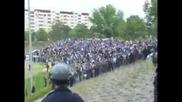 Ботев - Левски - След Втория Гол На Левски